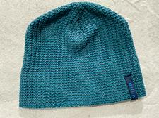 Buy Bula cable knit winter hat blue turquesa color