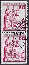 Buy GERMANY BERLIN [1977] MiNr 0536 CD ( O/used ) Burgen Schlösser