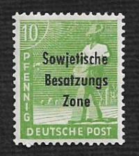 Buy German MNH Scott #10N4 Catalog Value $.64