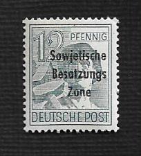 Buy German MNH Scott #10N5 Catalog Value $.64