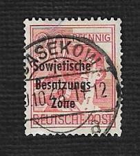 Buy Germany Used Scott #10N11 Catalog Value $.30