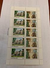 Buy Guernsey Tourism m/s 1988 mnh stamps #a