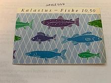Buy Finland Fishing industry booklet 1991 mnh stamps