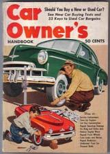 Buy Lot of 3: Car Owner's HANDBOOK Magazines from the '50s :: FREE Shipping