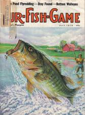 Buy Lot of 3: FUR-FISH-GAME Magazines : July, Oct, Nov 1975 :: FREE Shipping