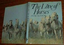 Buy The Love of Horses HB w/ DJ :: FREE Shipping