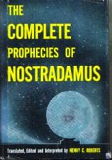 Buy The Complete Prophecies of NOSTRADAMUS : 1969 HB w/ DJ :: FREE Shipping