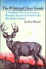 Buy The Whitetail Deer Guide HB w/ DJ :: First Edition :: FREE Shipping