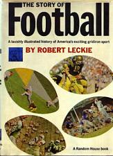 Buy The Story of FOOTBALL :: 1965 HB w/ DJ :: FREE Shipping