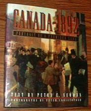 Buy CANADA - 1892 :: Portrait of a Promised Land : HB w/ DJ :: FREE Shipping