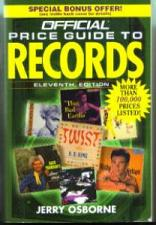 Buy The Official Price Guide to Records :: FREE Shipping