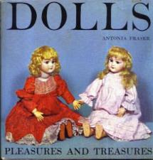 Buy DOLLS Pleasures and Treasures :: 1963 HB w/ DJ :: FREE Shipping