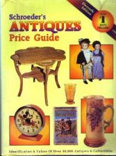 Buy Schroeder's ANTIQUES Identification & Price Guide 1993 :: FREE Shipping