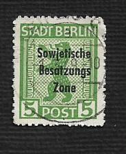 Buy Germany Used Scott #10N22a Catalog Value $.80