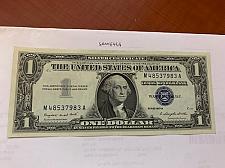 Buy United States Washington uncirc. blue banknote 1957 B #4