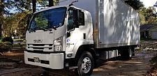 Buy 2018 Isuzu FTR Box Truck