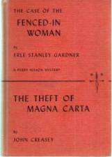 Buy Case of the Fenced-In Woman / Theft of the Magna Carta :: FREE Shipping