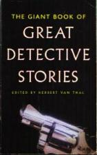 Buy The Giant Book of GREAT DETECTIVE STORIES :: FREE Shipping