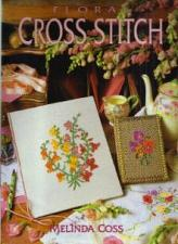 Buy FLORAL CROSS STITCH HB w/ DJ :: FREE Shipping