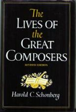 Buy The LIVES OF the GREAT COMPOSERS :: 1981 HB w/ DJ :: FREE Shipping