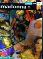 Buy madonna :: greatest hits so far ... :: Song Book HB :: FREE Shipping