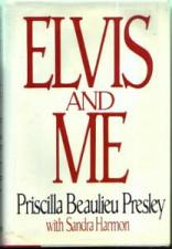 Buy ELVIS AND ME :: 1985 HB w/ DJ by Priscilla Presley :: FREE Shipping