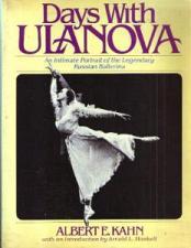 Buy Days With ULANOVA :: 1962 Book :: FREE Shipping