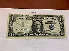 Buy United States Washington uncirc. blue banknote 1957 #7