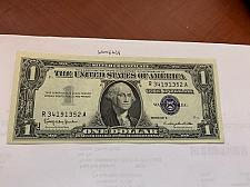 Buy United States Washington uncirc. blue banknote 1957 #8