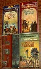 Buy Lot of 8: SciFi/Fantasy Fiction Books :: FREE Shipping
