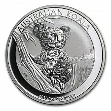 Buy Australia One dollar Koala souvenir uncirc. coin new