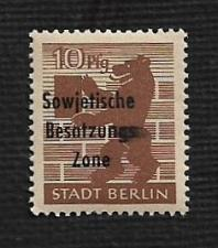 Buy German MNH Scott #10N25 Catalog Value $.46