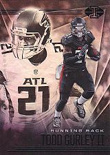 Buy Todd Gurley #99 - Falcons 2020 Panini Football Trading Card