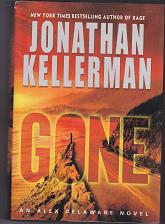 Buy Gone By Jonathon Kellerman 2006 (Large Print) Hardcover Book - Good