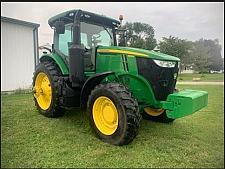 Buy 2017 John Deere 7210R Tractor