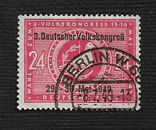 Buy Germany Used Scott #10N47 Catalog Value $2.25