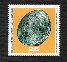 Buy German DDR MNH Scott #1186 Catalog Value $.50
