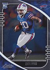 Buy Zack Moss #200 - Bills 2020 Panini Rookie Football Trading Card
