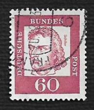 Buy German Used Scott #834 Catalog Value $.25