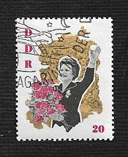 Buy Germany DDR Used Scott #674 Catalog Value $.25