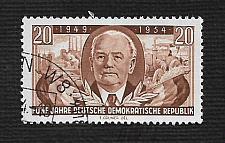 Buy Germany DDR Used Scott #224 Catalog Value $.65