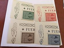 Buy Liechtenstein Scout Conference mnh 1953 stamps