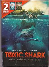 Buy 3-Movie Set - Toxic Shark, Beneath The Mississippi & Croczilla DVD 2018 - Very Good