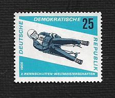 Buy German DDR Hinged NG Scott #810 Catalog Value $.95