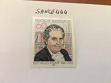 Buy Germany Elly Heuss-Knap mnh 1981 stamps