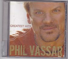 Buy Greatest Hits, Vol. 1 by Phil Vassar CD 2006 - Very Good