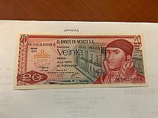 Buy Mexico 20 pesos uncirc. banknote 1977