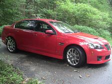 Buy 2009 Pontiac G8 GXP Sedan