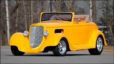 Buy 1934 Dodge Cabriolet Street Rod