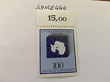 Buy Germany Antarctic treaty mnh 1981 stamps